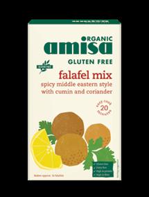 Falafelmix EKO glutenfri 160g -