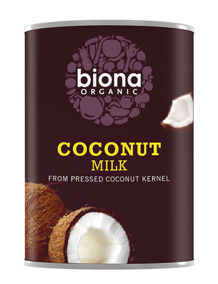 Kokosmjölk 400ml EKO Biona -