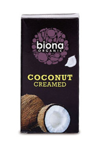 Kokoskräm (100% kokos) 200g EKO -