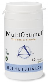 MultiOptimal® 60 kapslar -