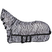 Hansbo Flugtäcke med combohals, zebra