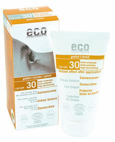 Solkräm 30 spf tonad EKO -
