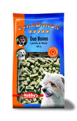 StarSnack hundgodis - DuoBones Lamm&Ris 200g