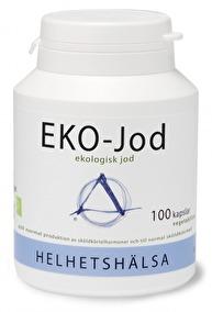 EKO-Jod 100 kapslar Helhetshälsa -