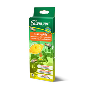 Fruktflugfälla (mot bananflugor) 2 st/förpackning