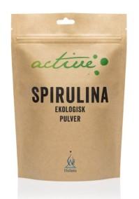 Spirulina pulver 150g ekologiskt – Holistic Active