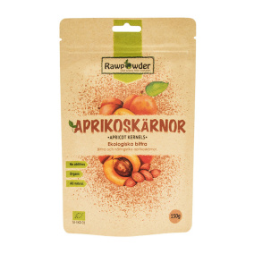 Aprikoskärnor bitter EKO 150g