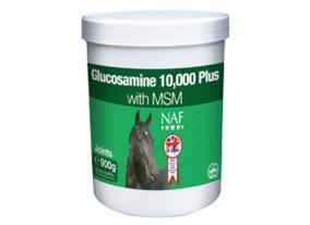 NAF Glukosamin 10.000 Plus (med MSM) 900g