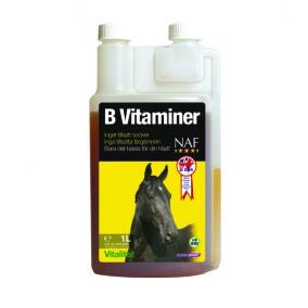 NAF B-vitaminer - Utan tillsatt socker