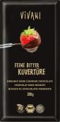 Ekologisk bak(block)choklad Mörk 70% 200g Vivani