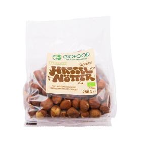 Hasselnötter Biofood 250g EKO