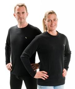 Långärmad T-shirt – Back on Track