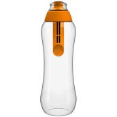 Dafi Sportflaska inkl.filter orange