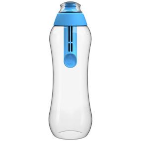 Dafi Sportflaska inkl.filter Ljusblå