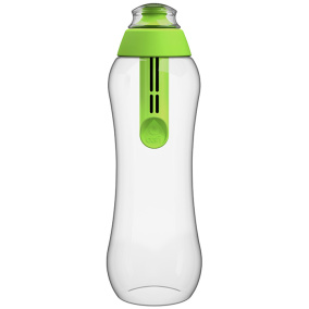 Dafi Sportflaska inkl.filter Grön