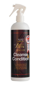NAF Luxe Leather Cleanse & Condition Spray 500 ml