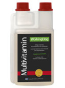 WorkingDog Multivitamin 500 ml