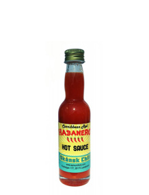 Chilisås Red Habanero XXtra Hot 40ml EKO