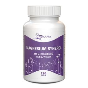 Magnesium Synergi 245mg - Alpha Plus