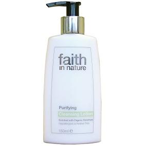 Rengöringslotion Faith in Nature