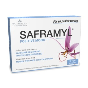 Saframyl Positive Mood 15t