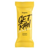 GET RAW Organic Bar Caramel & Hazelnut 42g