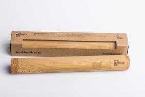 Fodral till tandborste i bambu