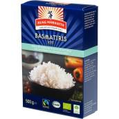 Basmatiris Vitt 500g KRAV / Fairtrade