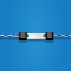 Skarvlås Litzclip till rep 6 mm, 5 st