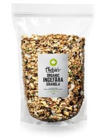 Chelsie's Organic Granola Ingefära 400g