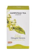 Hampstead Tea Ginger Green (Zesty) Ekologiskt 20 påsar