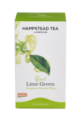 Hampstead Tea Lime Green (Cool) Ekologiskt 20 påsar