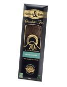 Mörk choklad 70%, Mint – EKO 100g