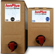 IonPlus – Bag in Box – Kolloidalt Silver 10ppm