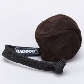 Läderboll Raddog 10 cm