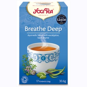Yogi Tea - Breathe Deep Te 17p