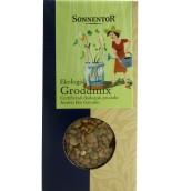 Groddmix (bockhornsklöverfrö bruna linser & rädisfrön) EKO 120g