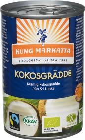Kokosgrädde 400ml EKO