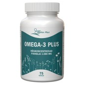Alpha Plus Omega-3 Plus 75k