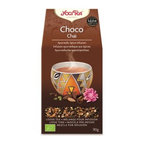 Yogi Tea – Choco Chai Te – Lösvikt 90g