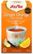 Yogi Tea – Ginger Orange with Vanilla