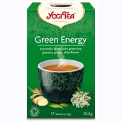 Yogi Tea – Green Energy Te