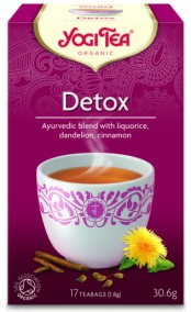 Yogi Tea – Detox