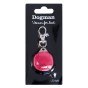 Dogman Burger Blinker LED-Lampa Rosa