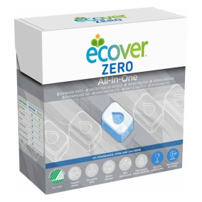 Ecover Maskindiskmedel All-In-One ZERO 25 st
