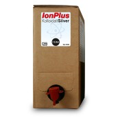 IonPlus Bag in Box 3 liter – Kolloidalt Silver 10ppm