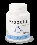 Propolis ekologisk 100 kapslar - Helhetshälsa