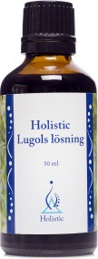 Lugols lösning 50 ml - Holistic