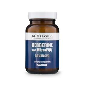 Dr. Mercola Berberin och MicroPQQ