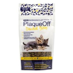 Plaque Off DentalBites - Hund & katt